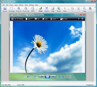 Download FastStone Capture 7.5 Software Untuk Capture Screen Tampilan Monitor