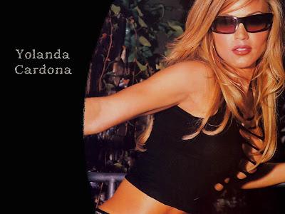 Yolanda Cardona Wallpaper