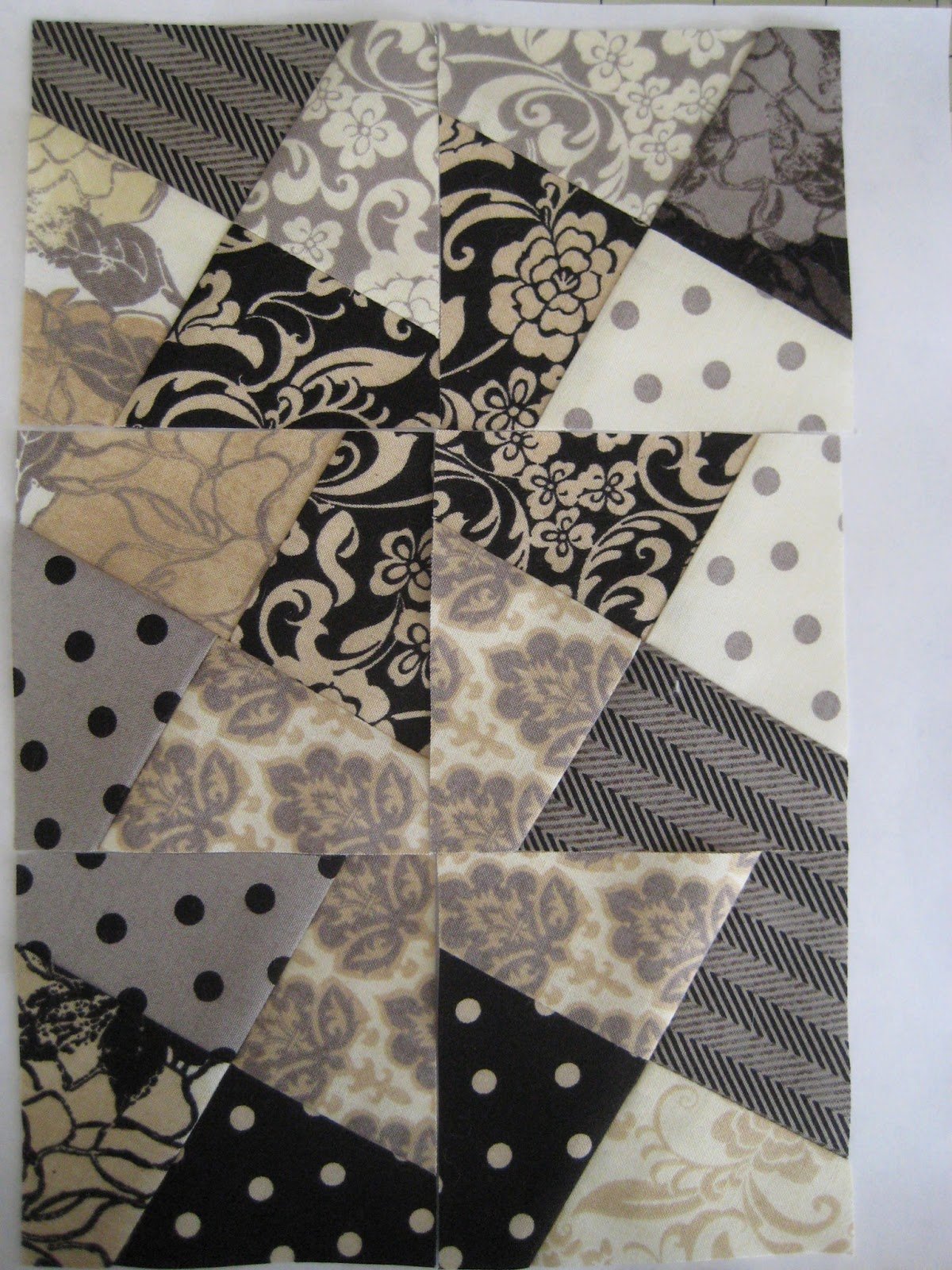 how to cut quilt squares without a rotary cutter