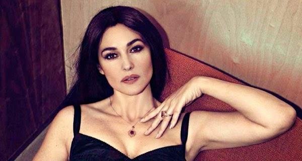 Monica Belluci en Vanity Fair por Spectre