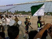 அதிரை கால்பந்து விளையாட்டுச் செய்தி:  24-06-2011