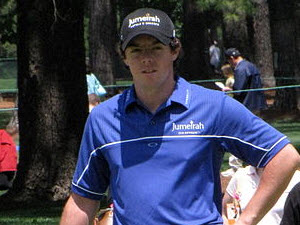 Wozniacki's Boyfriend Rory McIlroy is Golf's #1