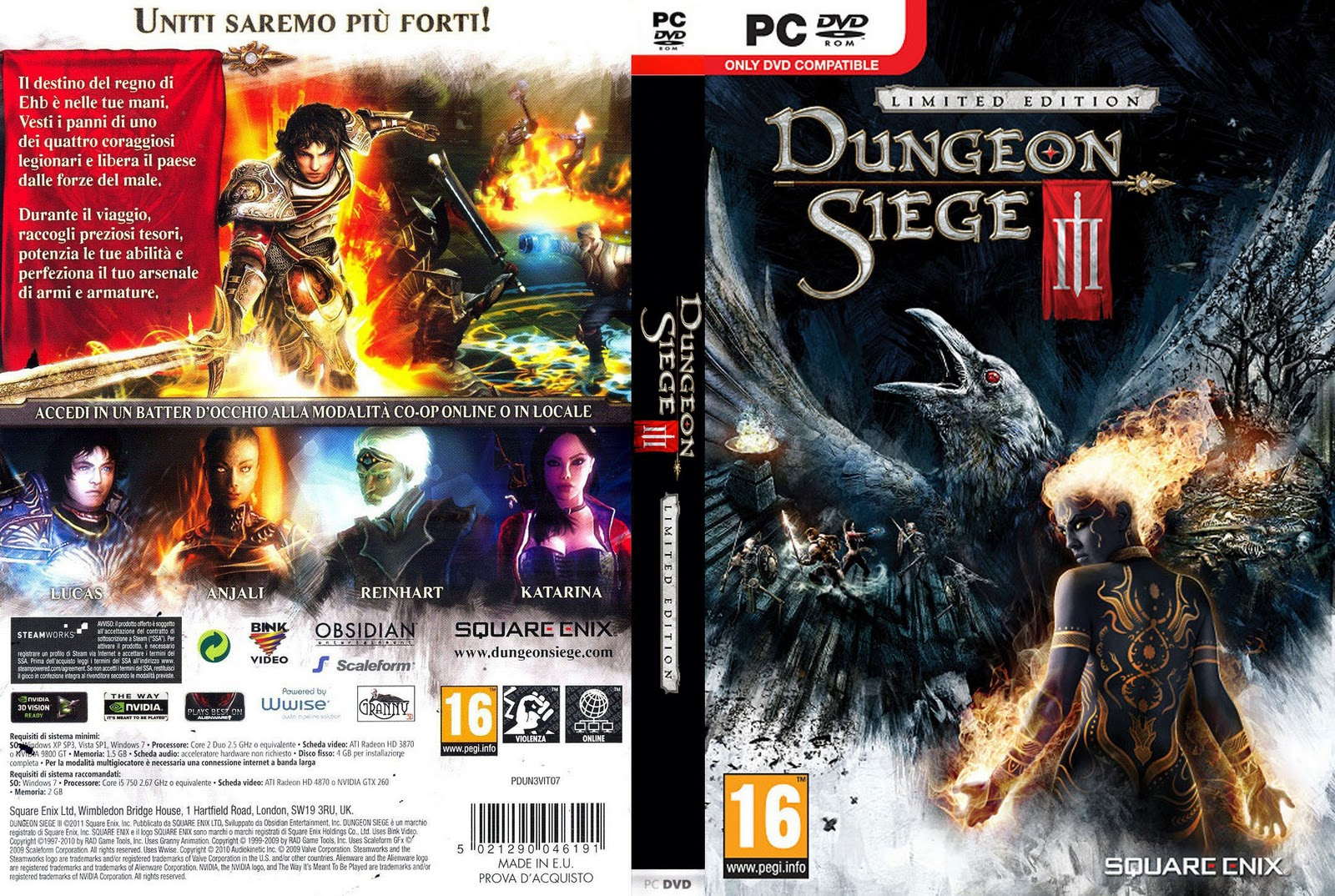 Dungeon siege xxx xxx streaming