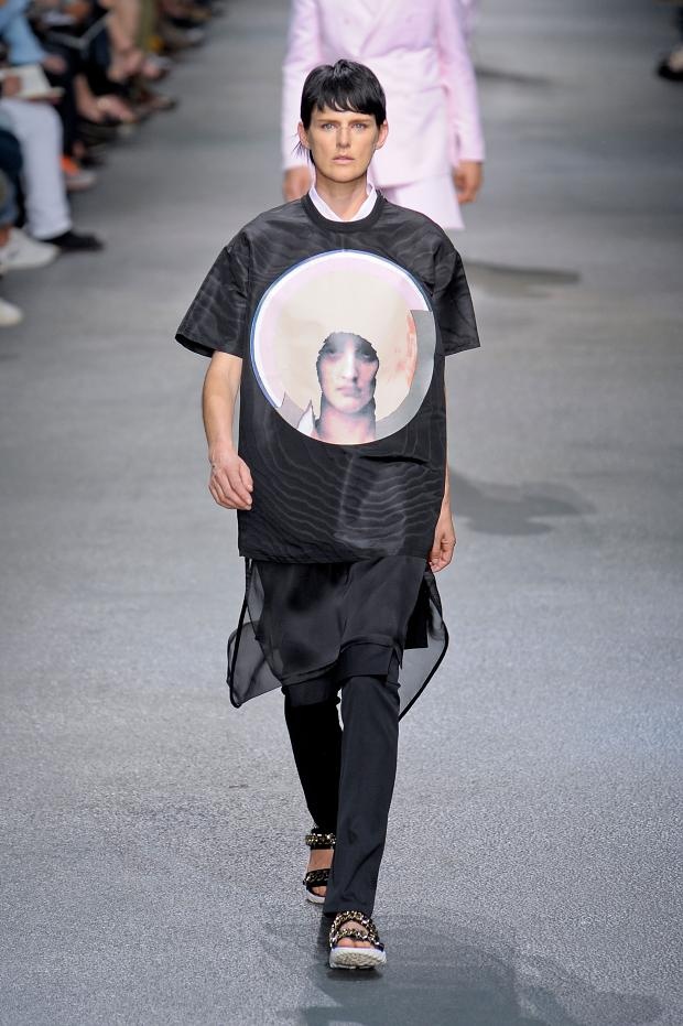 Givenchy Spring/summer 2013 At Paris Fashion Week