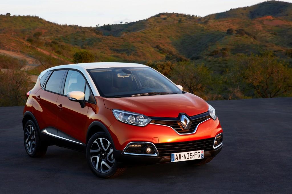 Nueva Renault Captur para el 2014 en Argentina y Brasil