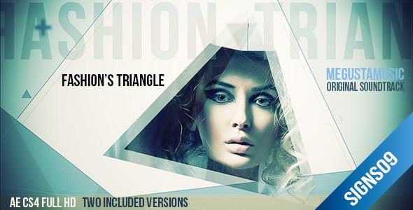 VideoHive Fashion's Triangle