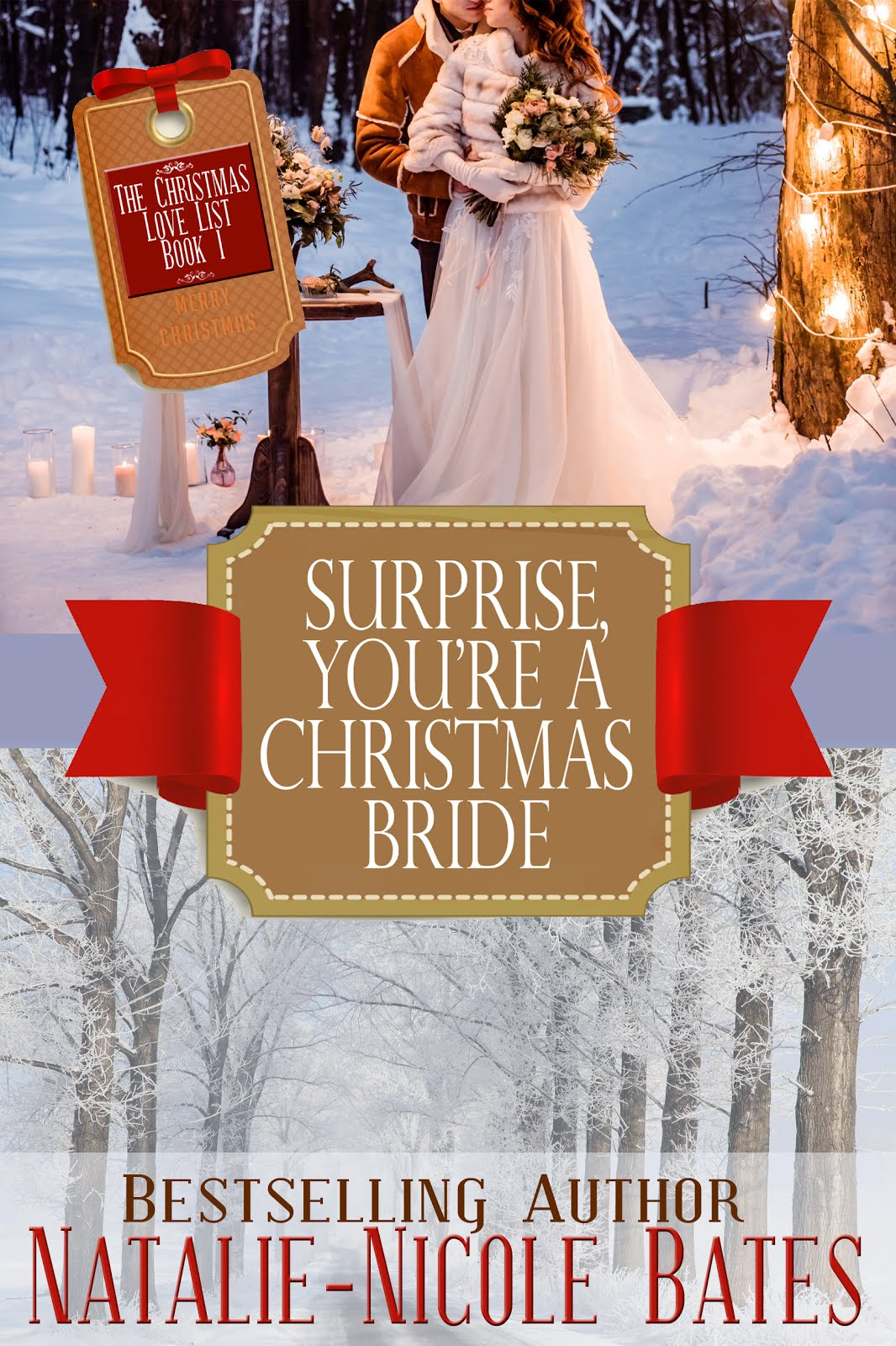 Surprise, You're a Christmas Bride
