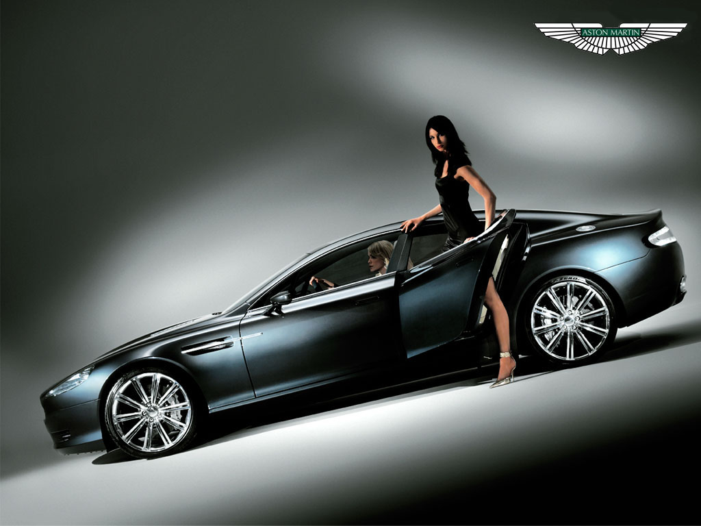 Aston Martin car is now