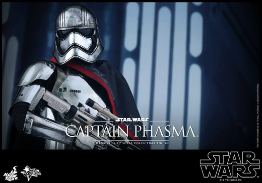 Captaon Phasma