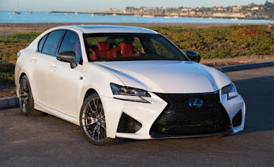 2016 Lexus GS350 F Sport Release Date