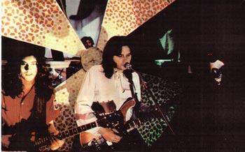 le orme in concerto 1977