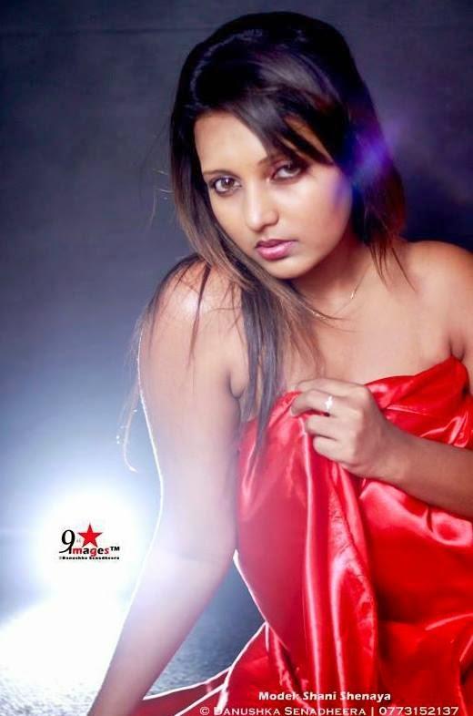 Shani Shenaya Wickremasinghe red