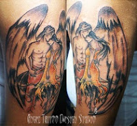 Angel Tattoo Designs