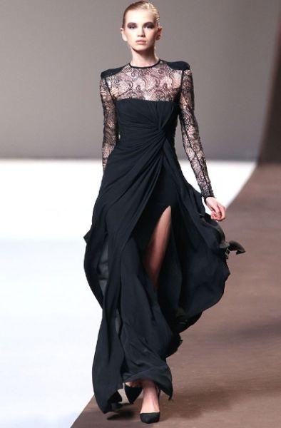 ELIE SAAB - Black Brautkleider