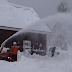 This Is What 2.3 Meters of Snow In 9 Days Looks Like