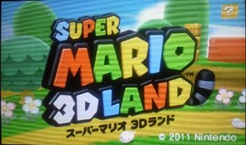 3DS 超級瑪莉歐3D大陸