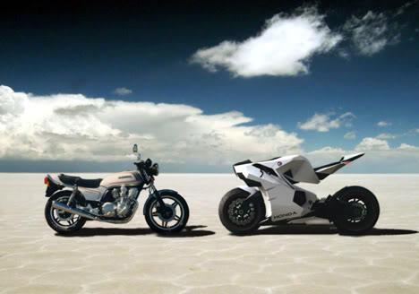 foto-foto Konsep Honda CB750 Tahun 2015 [KEREN]