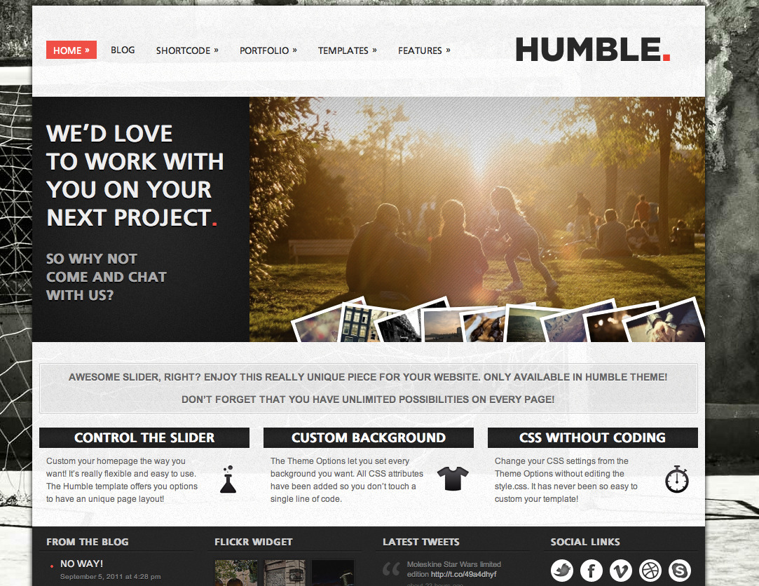 Humble-Portfolio-and-Business-Templates