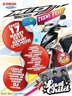 Mio J Teens Fest - Open BMX Flatland