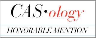 Honourable Mention CASology 10th June 2014