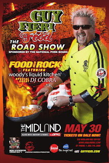 Win Tickets to Guy Fieri's Food Road Show