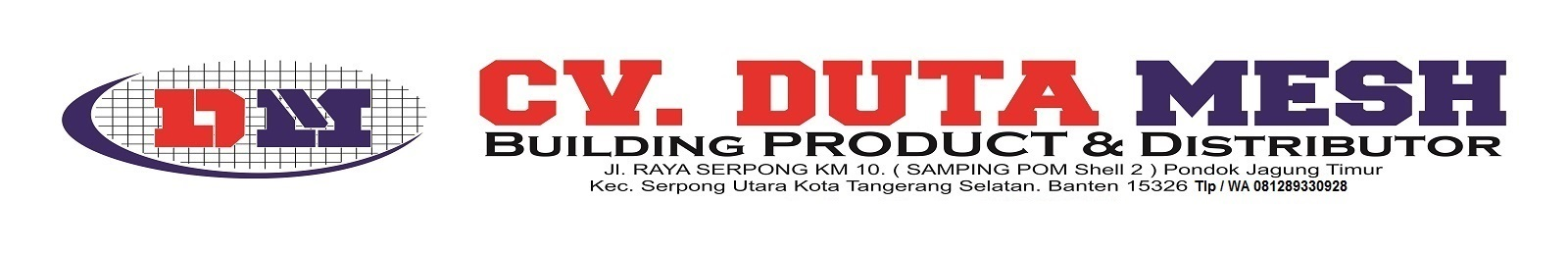 DUTA MESH Building Product and Distributor Pagar BRC