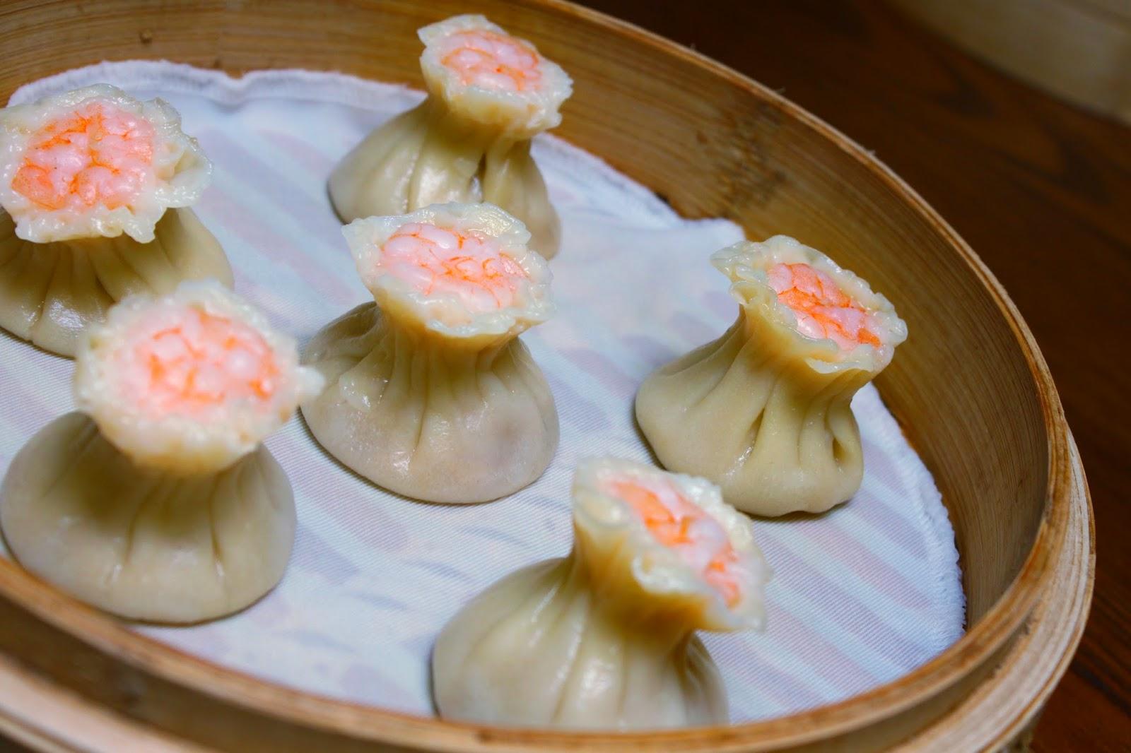 Pork Shrimp Shrimp And Pork Shao Mai