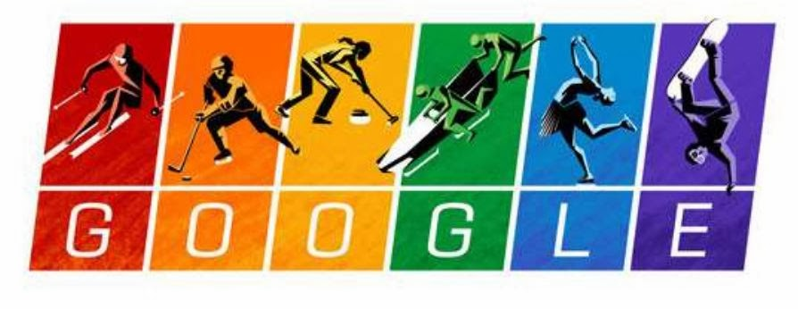 Olympic Charter Google Doodle