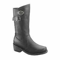 Harley Davidson Boots Ladies3