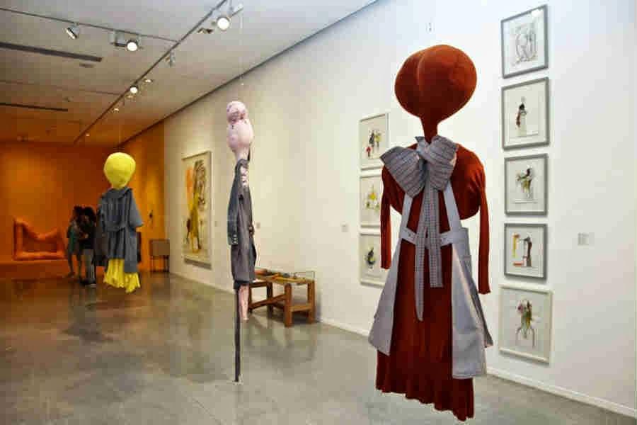 Resultado de imagen para El Museo de Arte Moderno de Buenos Aires presenta la primera exhibición retrospectiva de la artista argentina Marina de Caro