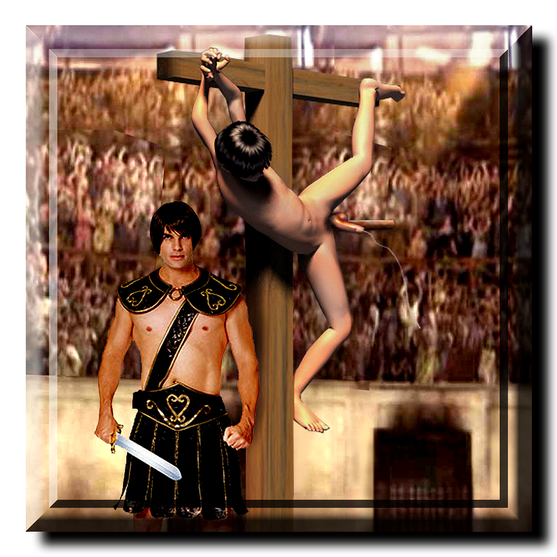 Roman bdsm executions erotic images