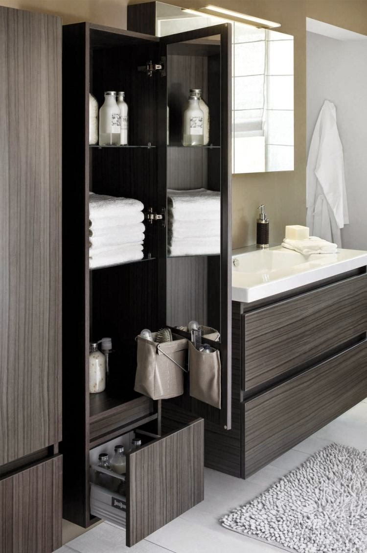 new ideas for bathroom wall storage cabinets