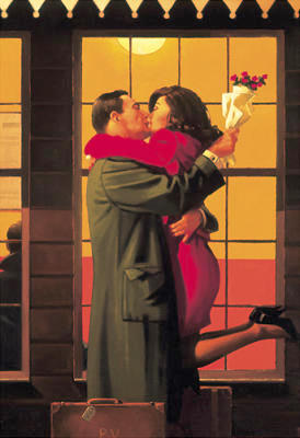 Jack Vettriano |1951 | Scottish Painter | Figurative Painter