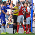 Video Brutal action Diego Costa Threatened Punishment from the FA