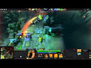 mid game, earthshaker, dota 2