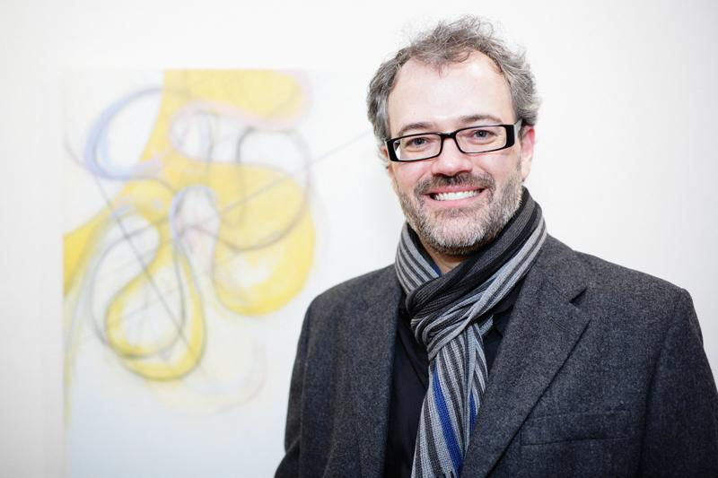 Chris Smith @ Riverside Arts Center