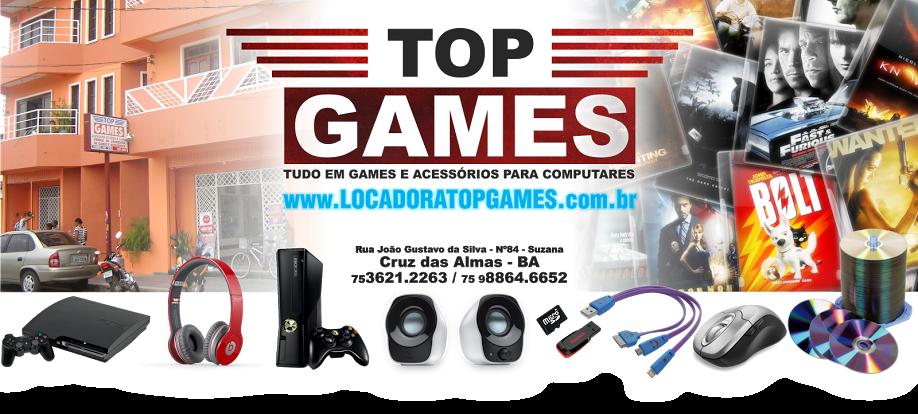 TOP GAMES ●