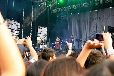 Ellie Goulding en Lollapalooza 2014