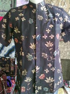 Foto Baju Batik Pria Madura