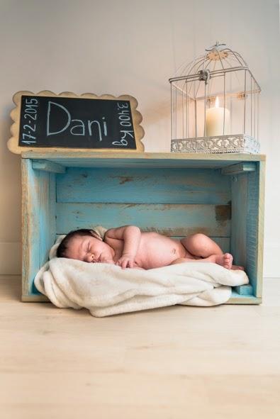 Sesi�n de fotos reci�n nacido en Valencia - Daniel