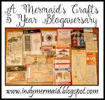 A mermaid's crafts 5 year Blogaversary!