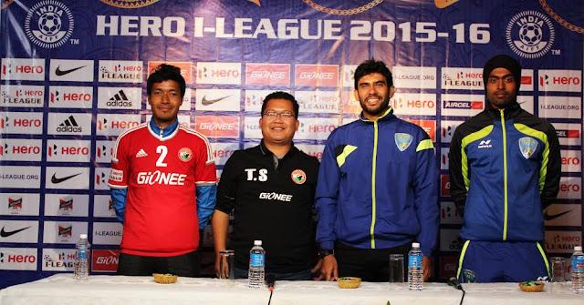 Hero i-League 2015-16: Shillong Lajong FC vs Mumbai FC