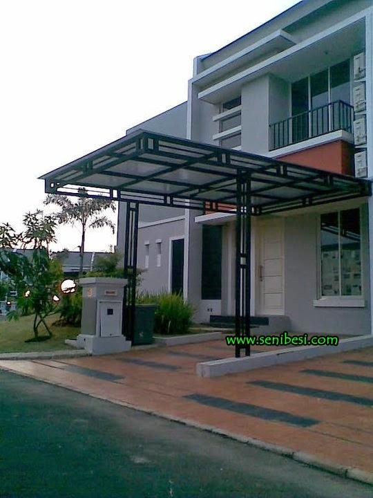 Canopy carport kanopi jual minimalis rapih murah