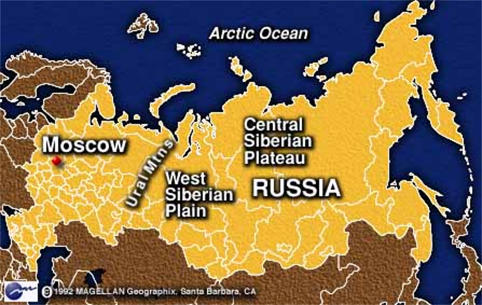 Lessons Tes Teach - Moscow russia on world map