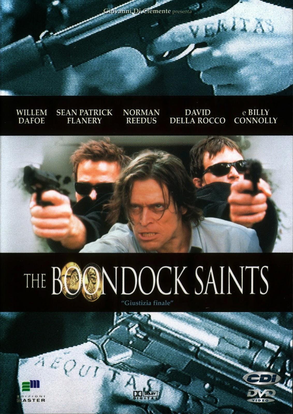 The Boondock Saints (1999) ταινιες online seires xrysoi greek subs