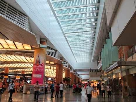 Terminal Bandara Changi Singapura