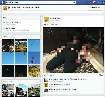 Bunuh Isteri Dan Muat Naik Gambar Di Facebook