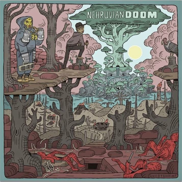 NEHRUVIAN DOOM - MF DOOM,BISHOP
