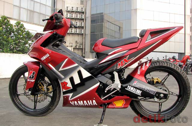 Itulah beberpa Gambar Modifikasi Yamaha Jupiter MX Terbaru , semoga  title=