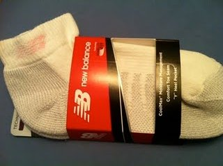 new balance coolmax socks